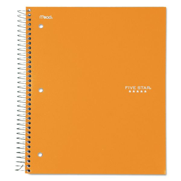 Mead 3-Subject Trend Notebook