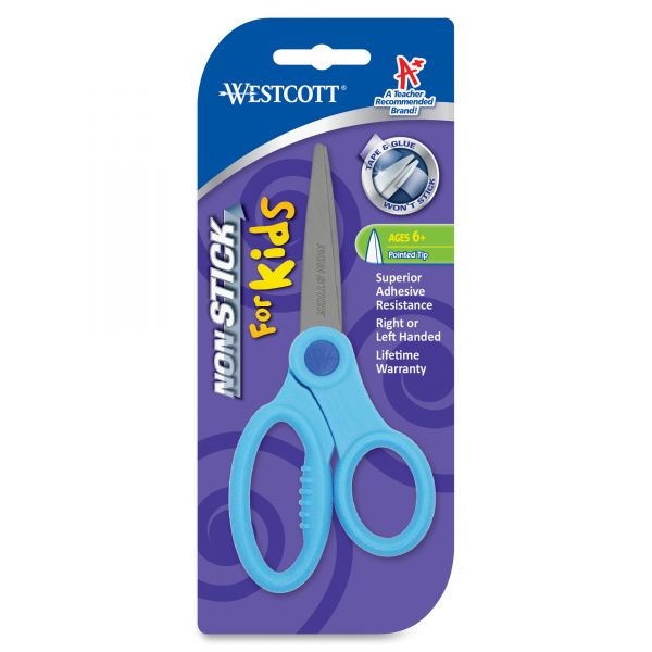 Westcott Non-Stick Kids Scissors