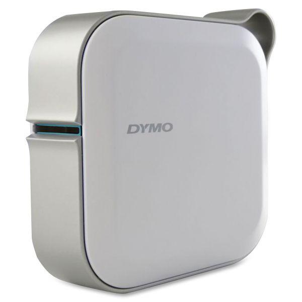 DYMO MobileLabeler Bluetooth Label Maker, 4 Lines, 8 3/10w x 4 4/5d x 8 1/10h