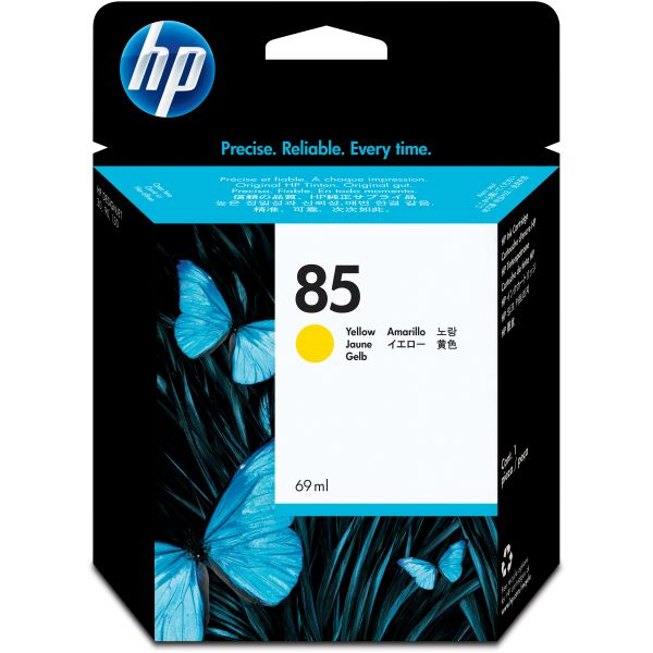HP 85 Yellow Ink Cartridge (C9427A)