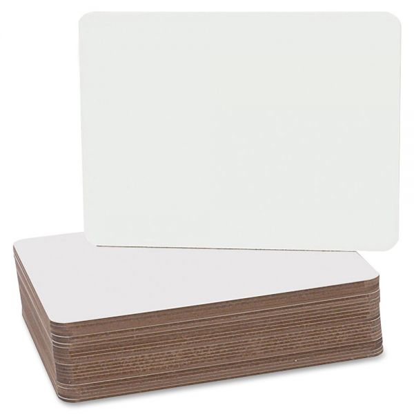 Flipside Round Corners Dry Erase Lap Boards