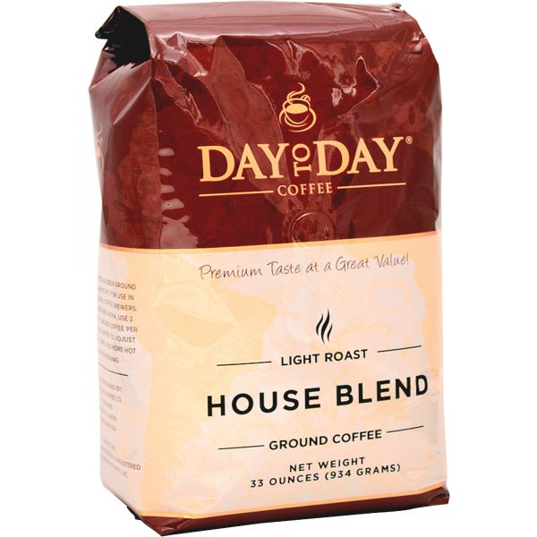 PapaNicholas Ground Day To Day Coffee (2 lbs)
