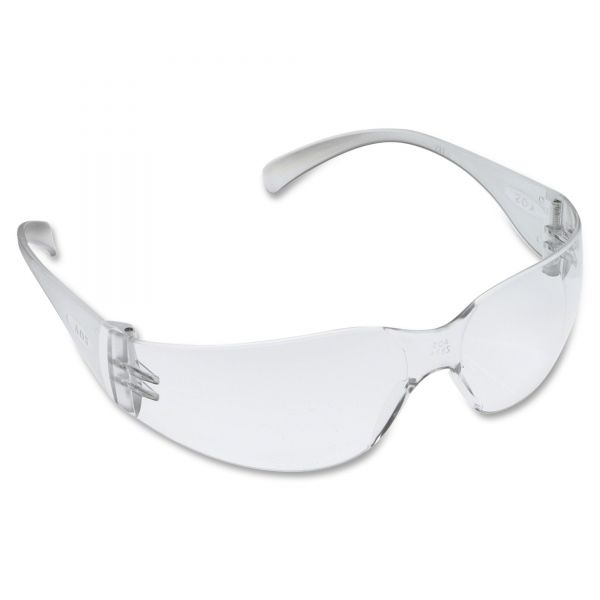 3M Virtua Protective Clear Frame Anti-fog Eyewear