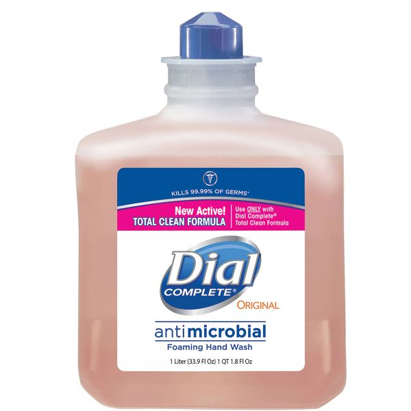 Dial Complete Antimicrobial Foaming Hand Soap Refill