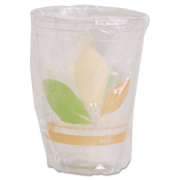 SOLO Cup Company Bare Wrapped 9 oz Plastic Cold Cups