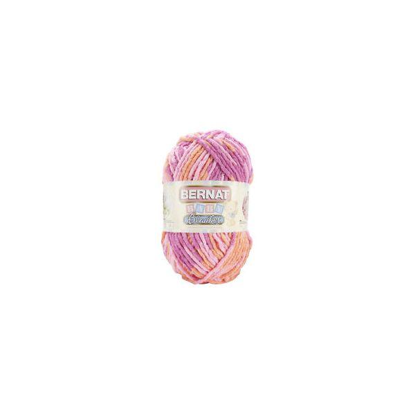 Bernat Baby Blanket Big Ball Yarn - Peachy