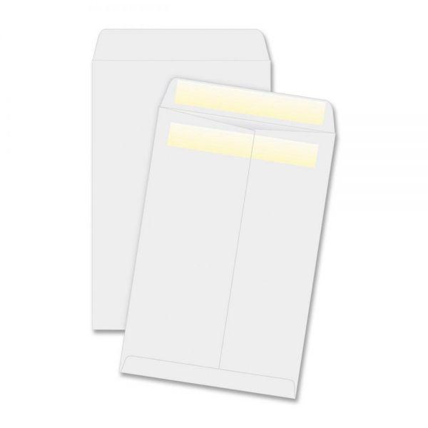 "Business Source 6"" x 9"" Catalog Envelopes"