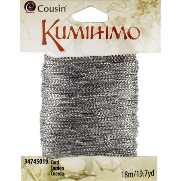 Kumihimo Cord .5mmX19.7yd