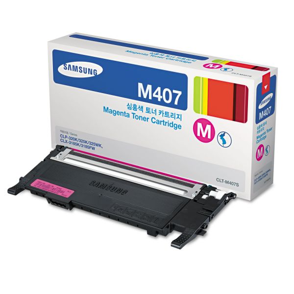 Samsung M407 Magenta Toner Cartridge