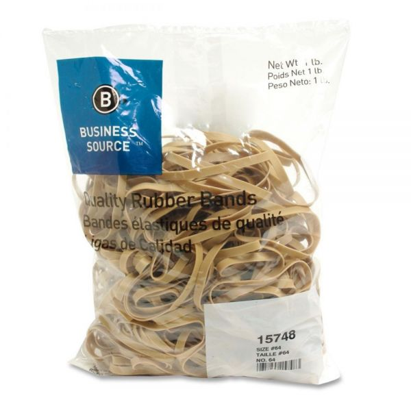 Business Source #64 Rubber Bands