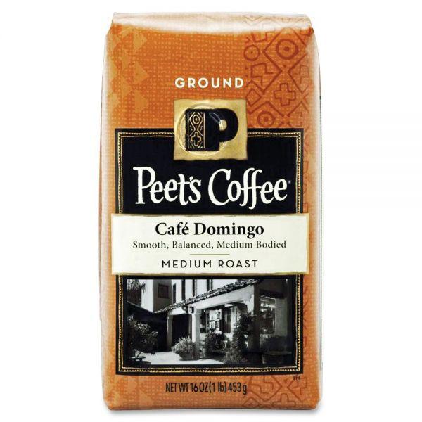 Peet's Coffee & Tea Peet's Coffee/Tea Cafe Domingo Ground Coffee