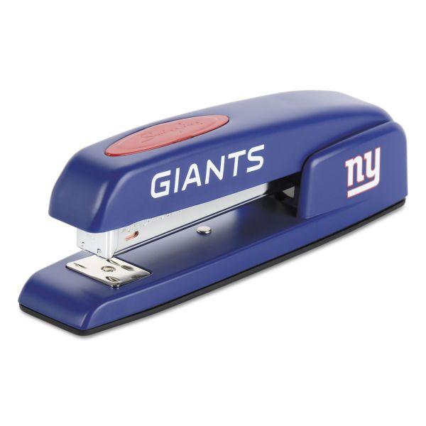 Swingline 747 NFL Full Strip Stapler, 25-Sheet Capacity, Giants