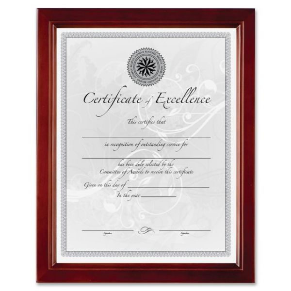 DAX Solid Wood Picture/Certificate Frame