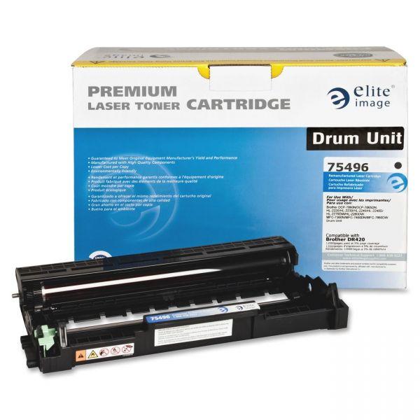 Elite Image Remanufactured Drum Cartridge Alternative For Brother DR420