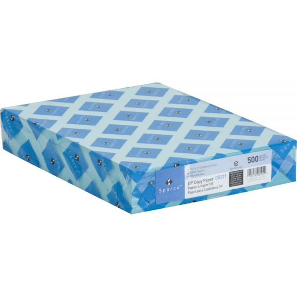 Sparco Premium-Grade Colored Paper - Blue