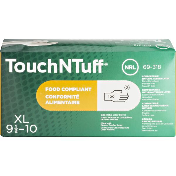 Conform XT Premium General Purpose Disposable Latex Gloves