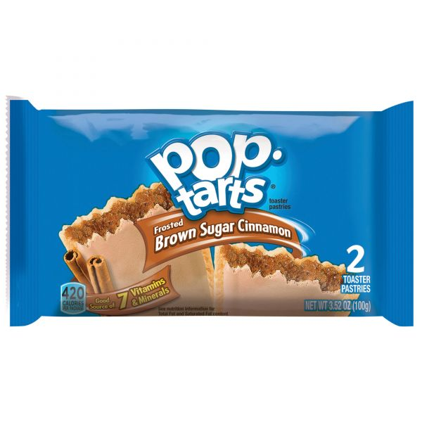 Pop-Tarts® Frosted Brown Sugar Cinnamon