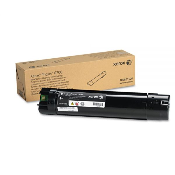 Xerox 106R01506 Black Toner Cartridge