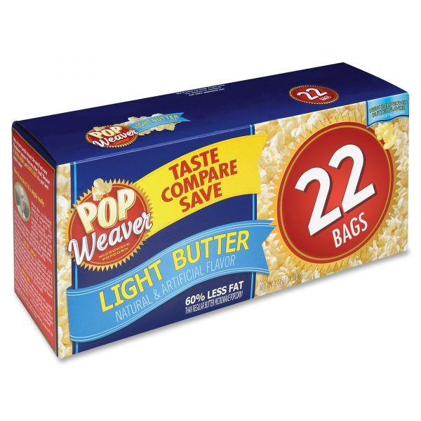 Pop Weaver Microwave Popcorn