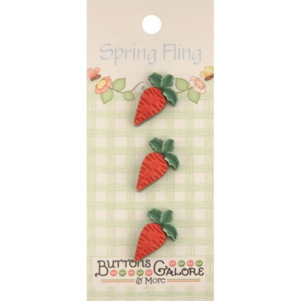 Spring Fling Buttons