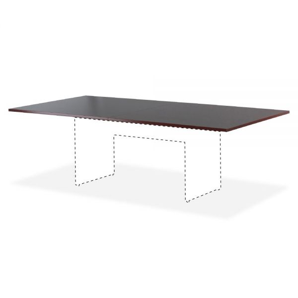 Lorell Essentials Srs Mahogany Conference Table