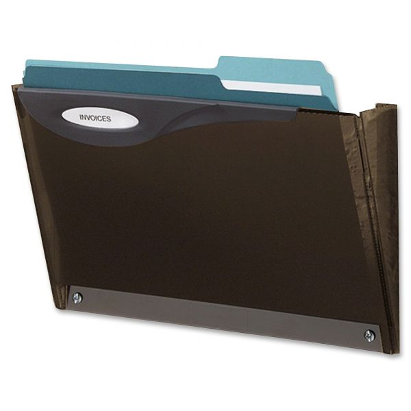Rubbermaid Classic Hot File Basic Wall File Pocket