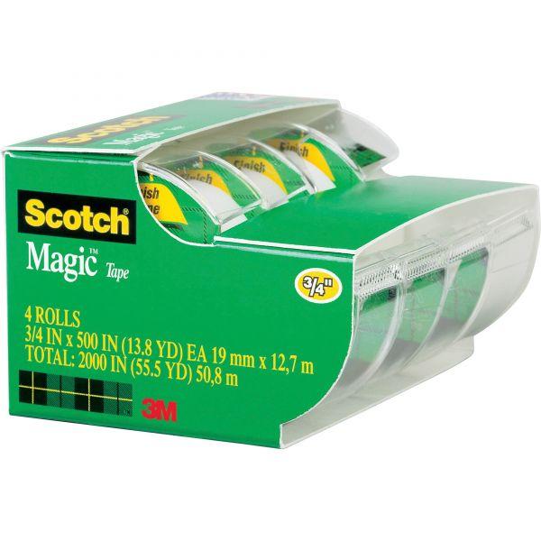 """Scotch Magic 3/4"""" Invisible Tape"""