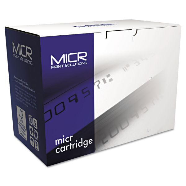 MICR Print Solutions Remanufactured HP CE285A Black Toner Cartridge