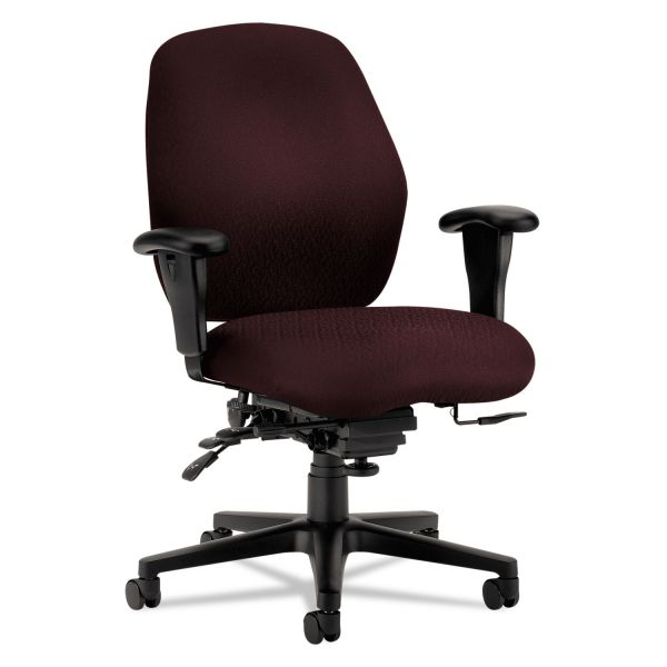 HON 7800 Series H7828 Mid-Back Office Chair