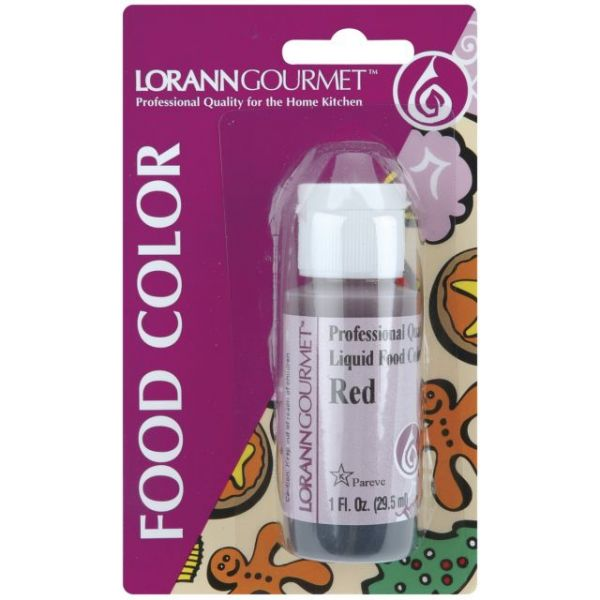 Liquid Food Color 1oz