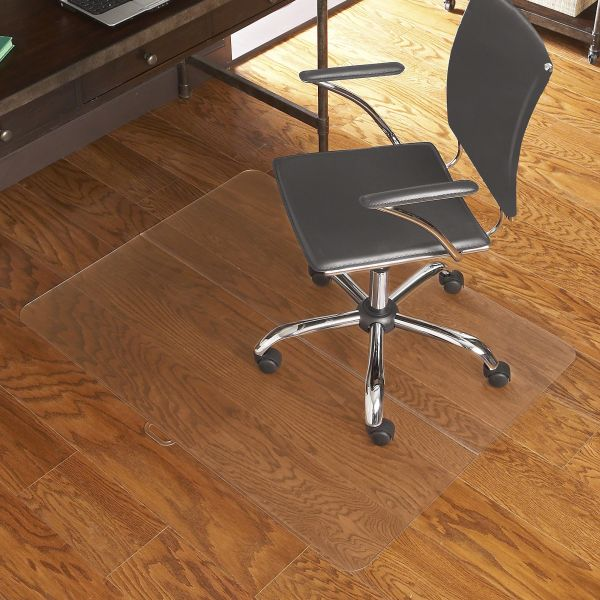 ES Robbins Foldable Series Hard Floor Chair Mat