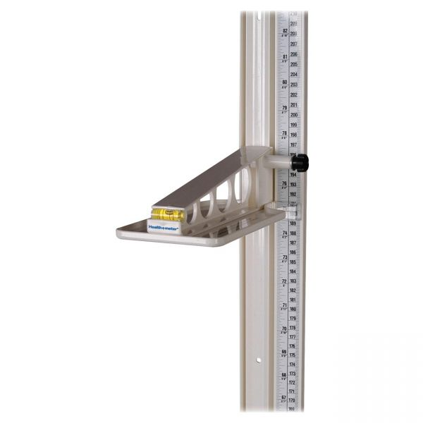 Health o Meter Professional Wall Mounted Height Rod