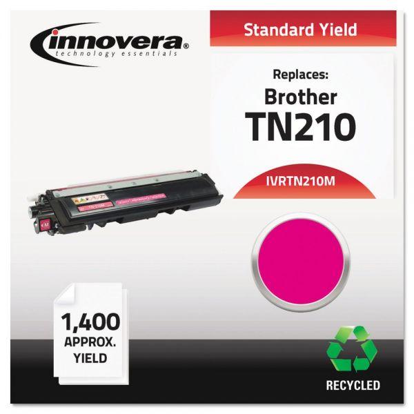 Innovera Remanufactured TN210M Toner, Magenta