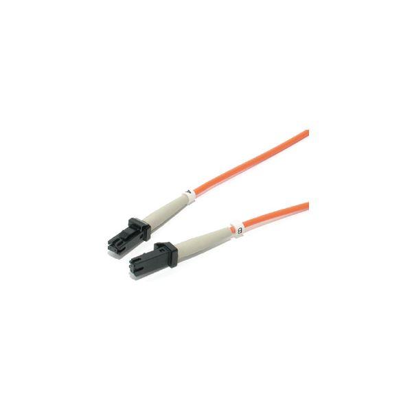 StarTech.com 15m Multimode 62.5/125 Duplex Fiber Patch Cable MTRJ - MTRJ