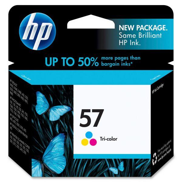 HP 57  Tri-Color Ink Cartridge (C6657AN)