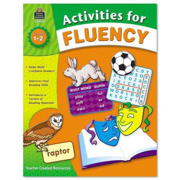Activities for Fluency