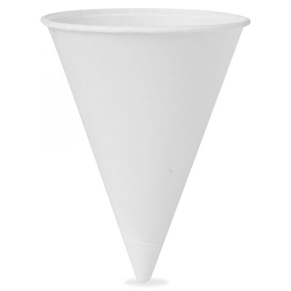 SOLO Cup Company 4.25 oz Cone Water Cups