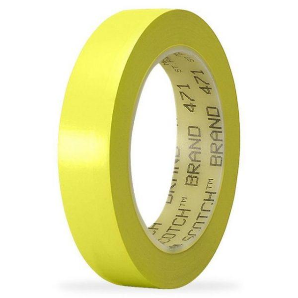 3M Yellow Vinyl Marking Tape