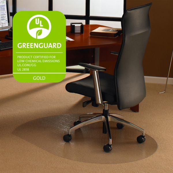 Cleartex Medium/Low Pile Contoured Chair Mat
