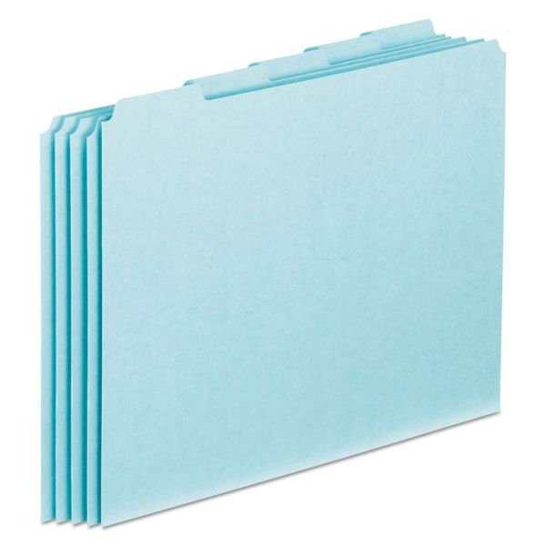 Esselte Top Tab Pressboard File Guides