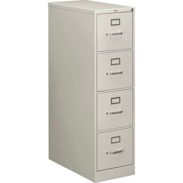 HON 210 Series 4-Drawer Vertical File Cabinet