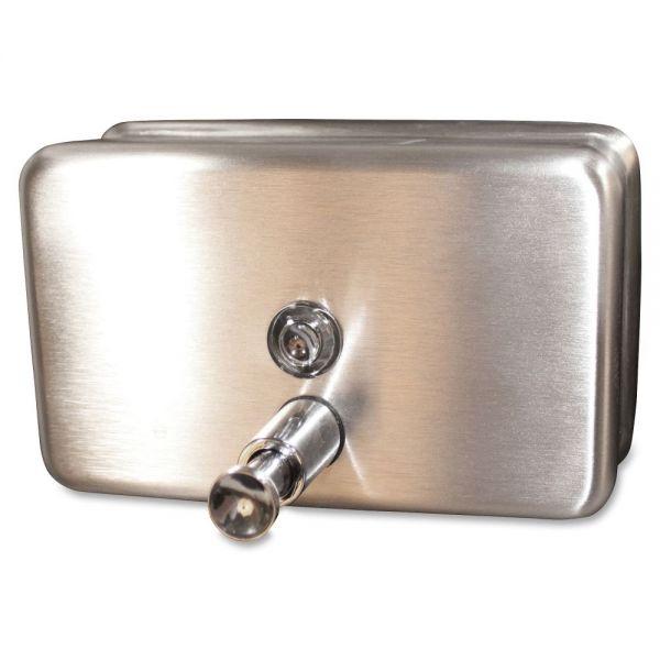 Genuine Joe Manual Soap Dispenser