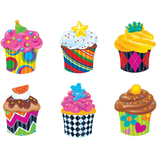 Trend Cupcakes The Bake Shop Classic Accents Variety Pack
