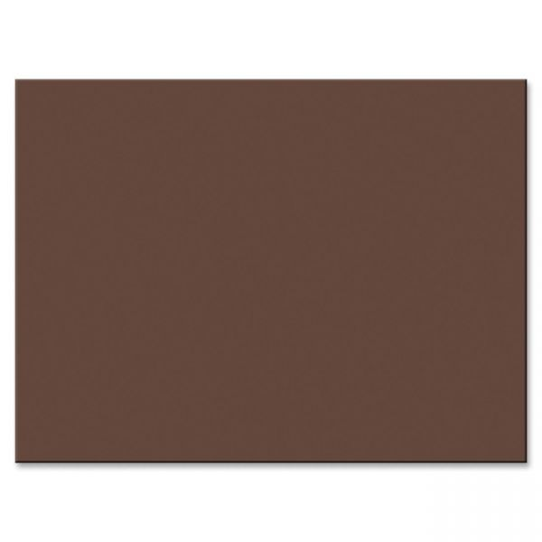 Tru-Ray Heavyweight Brown Construction Paper