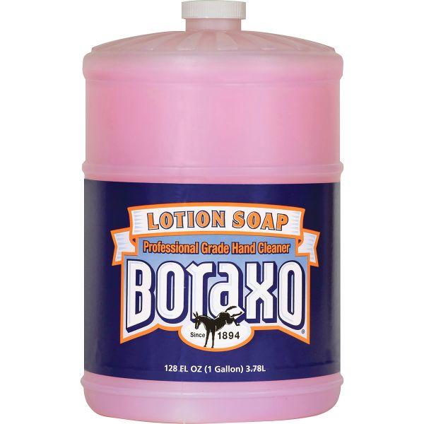 Dial Boraxo Liquid Lotion Hand Soap