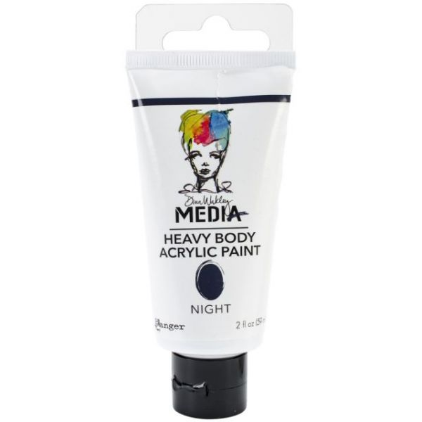 Dina Wakley Media Heavy Body Acrylic Paint