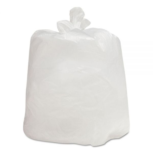 Pitt Plastics Vu-Thru 30 Gallon Trash Bags