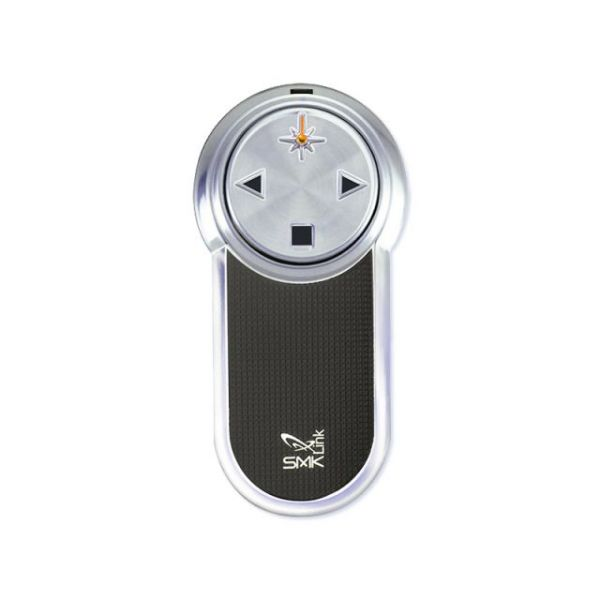 Interlink VP4150 RemotePoint Navigator wireless Powerpoint presentation remote control with laser