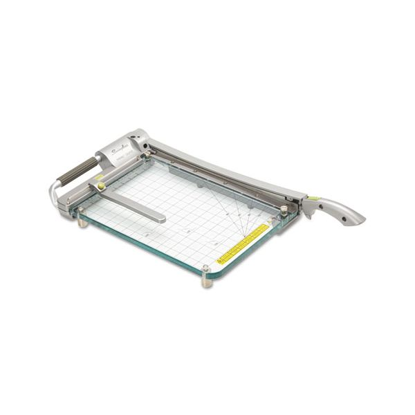 """Swingline Infinity Guillotine Trimmer, Model CL410, 25 Sheets, 15 1/4"""" Cut Length"""