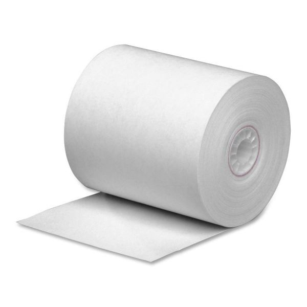 PM Company Two-Sided Thermal Paper Rolls